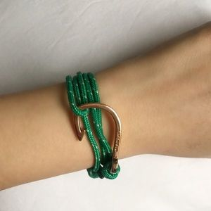 Mainsai Wrap Anchor Bracelet